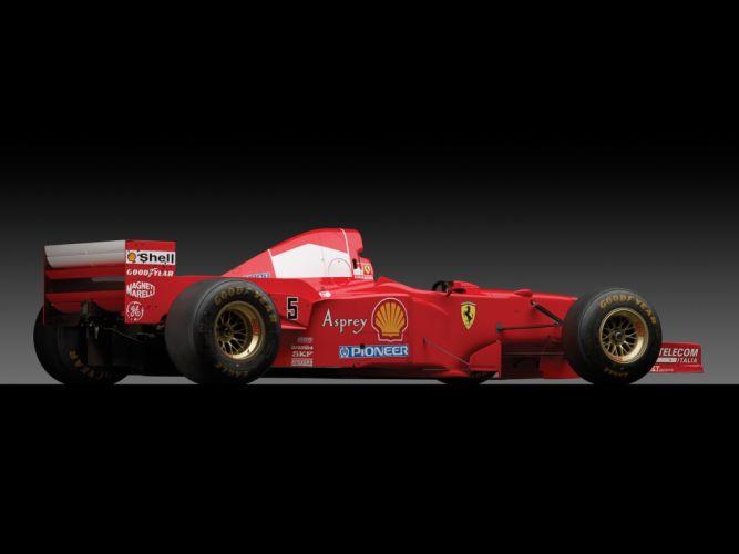 1997 Ferrari F310B formula one f-1 race racing d wallpaper