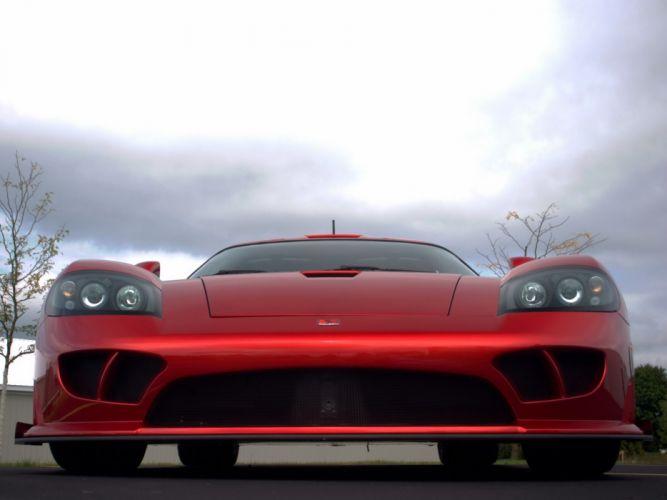 2005 Saleen S-7 Twin Turbo supercar f wallpaper