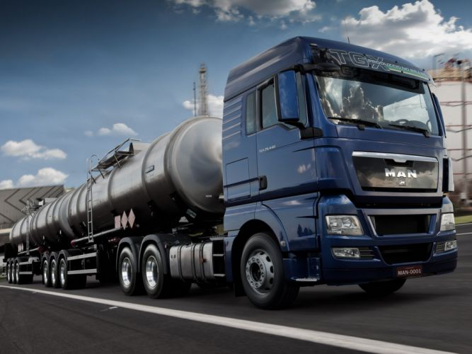 2012 MAN TGX 29_440 semi tractor f wallpaper