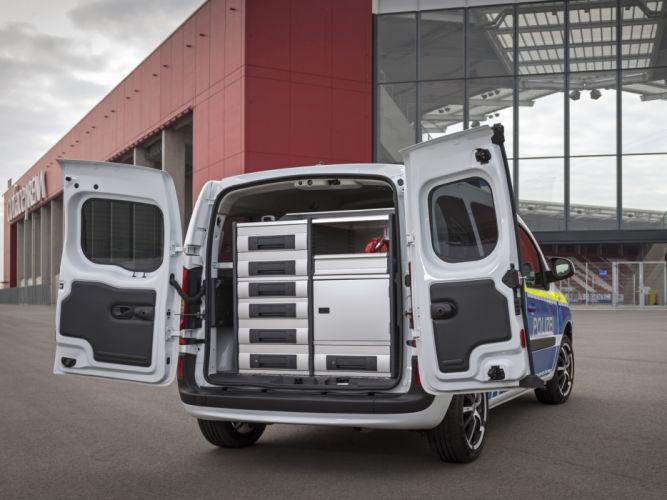 2013 Mercedes Benz Citan Polizei emergency police emergency van interior g wallpaper