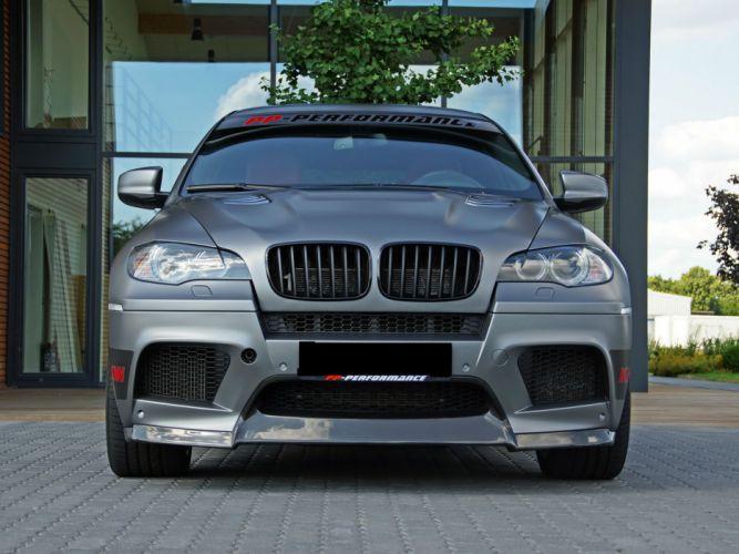 2013 PP-Performance BMW X6 M (Do71) tuning x-6 ff wallpaper