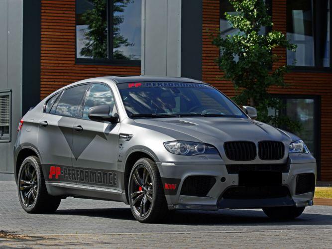 2013 PP-Performance BMW X6 M (Do71) tuning x-6 fs wallpaper