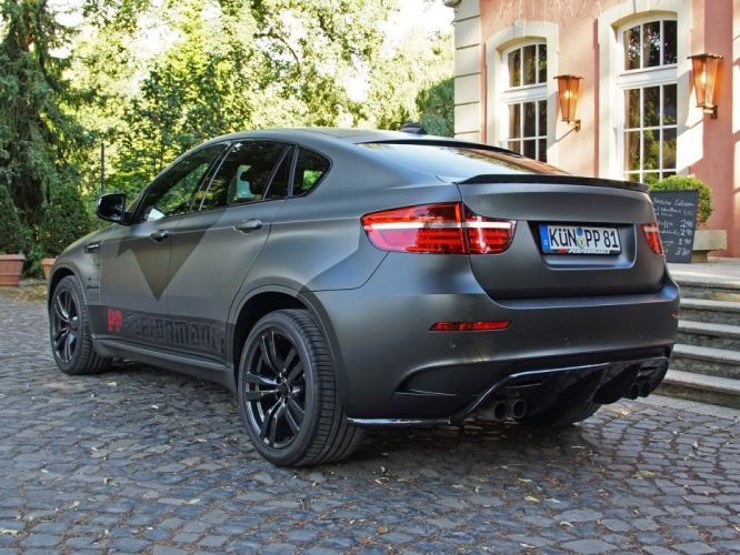2013 PP-Performance BMW X6 M (Do71) tuning x-6 wallpaper