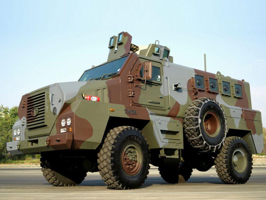 Tata MPV 4x4 military     d wallpaper