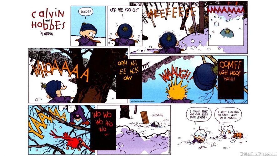 calvin and hobbes comics h wallpaper