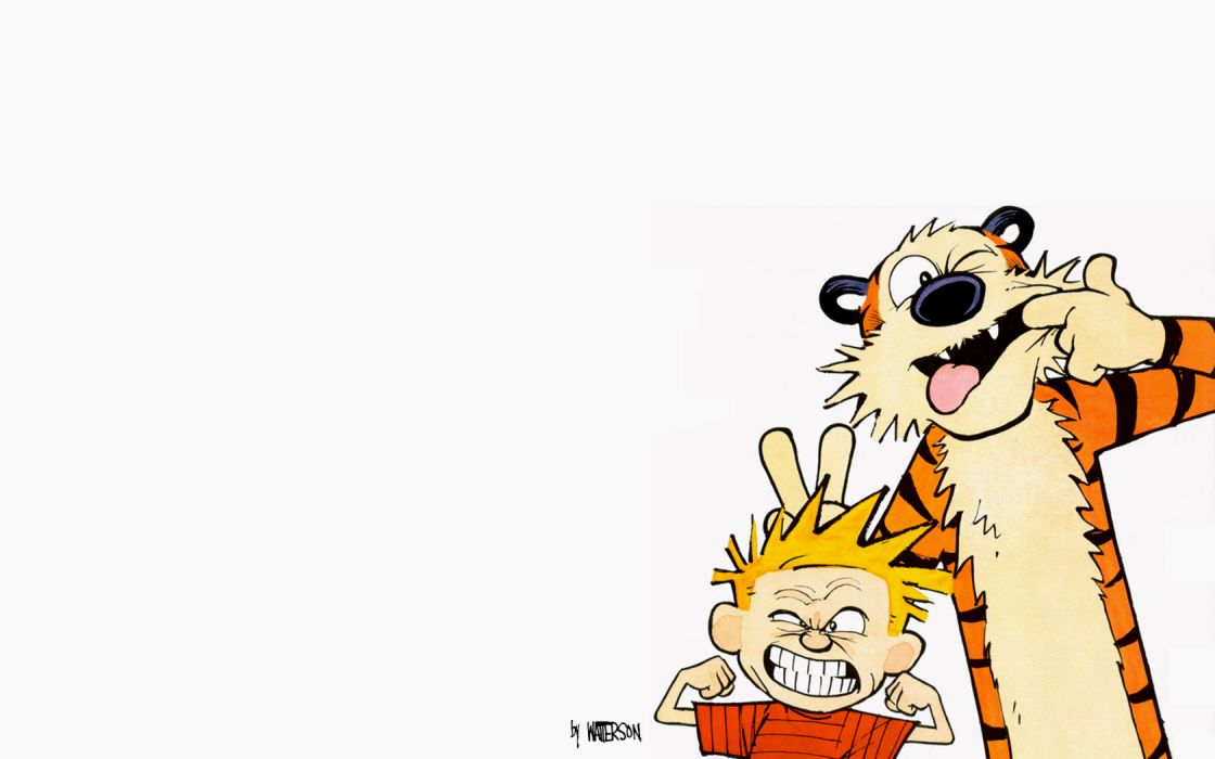calvin and hobbes comics    f wallpaper