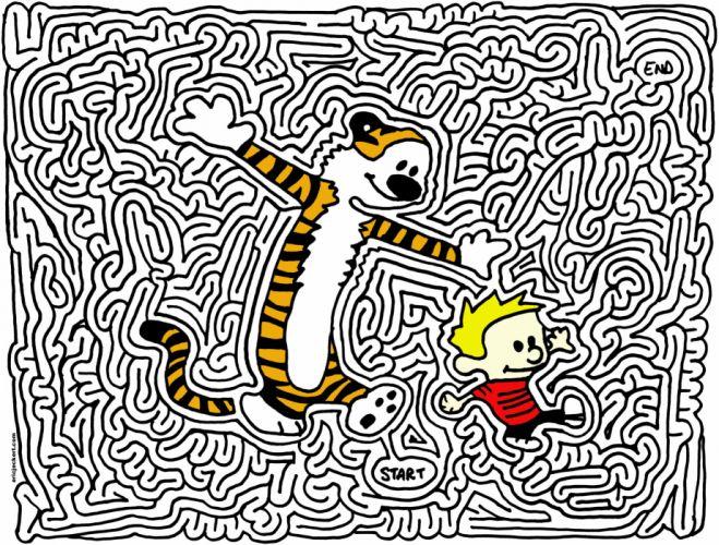 calvin and hobbes comics io wallpaper