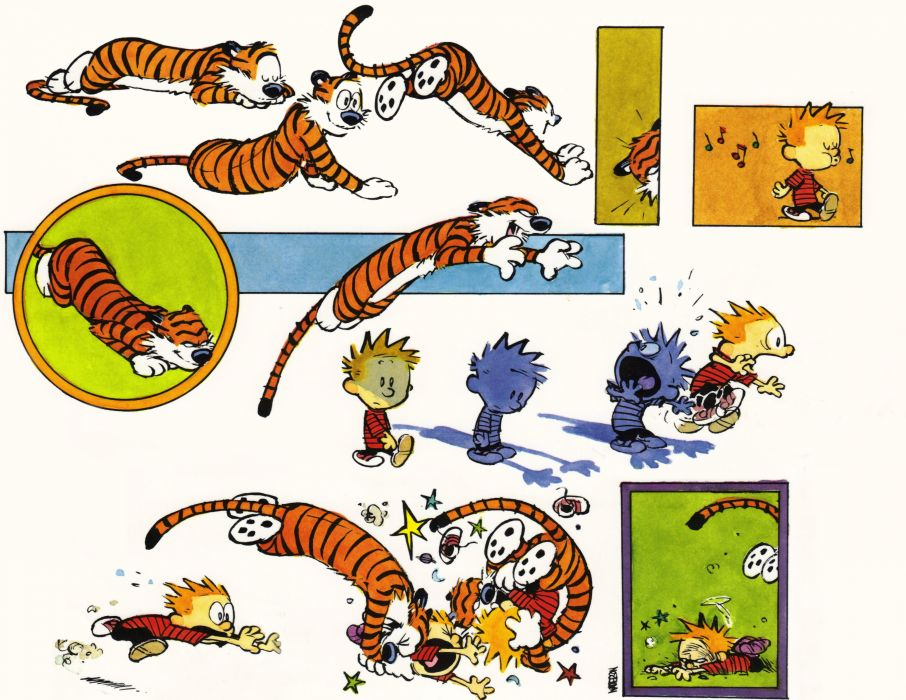 calvin and hobbes comics   jd wallpaper