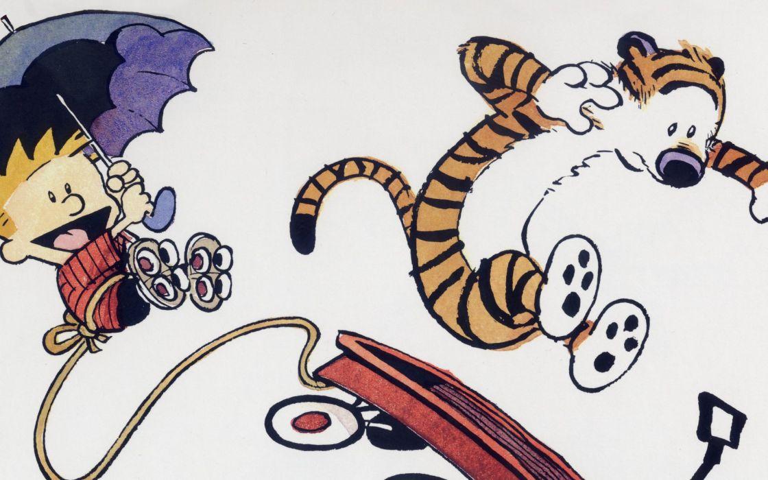 calvin and hobbes comics   fh wallpaper