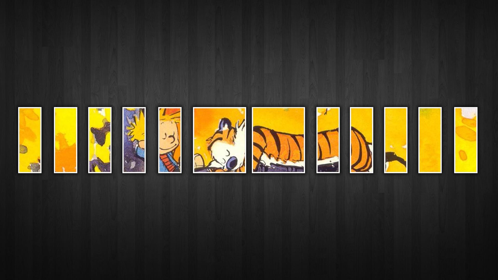 Calvin And Hobbes Comics Fi Wallpaper 1920x1080 162389