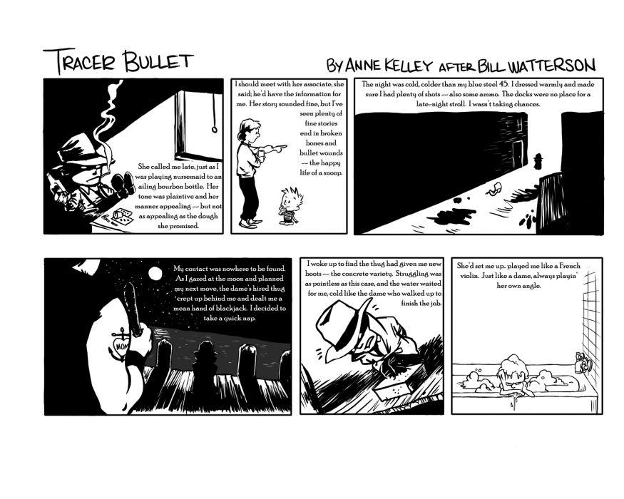 calvin and hobbes comics   gp wallpaper