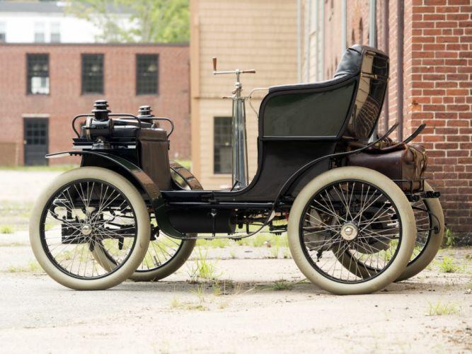 1901 De Dion Bouton 5-HDZ Motorette retro d wallpaper