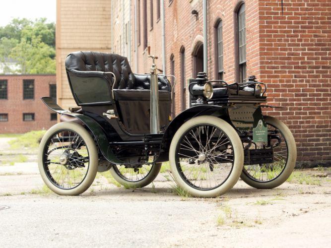 1901 De Dion Bouton 5-HDZ Motorette retro da wallpaper