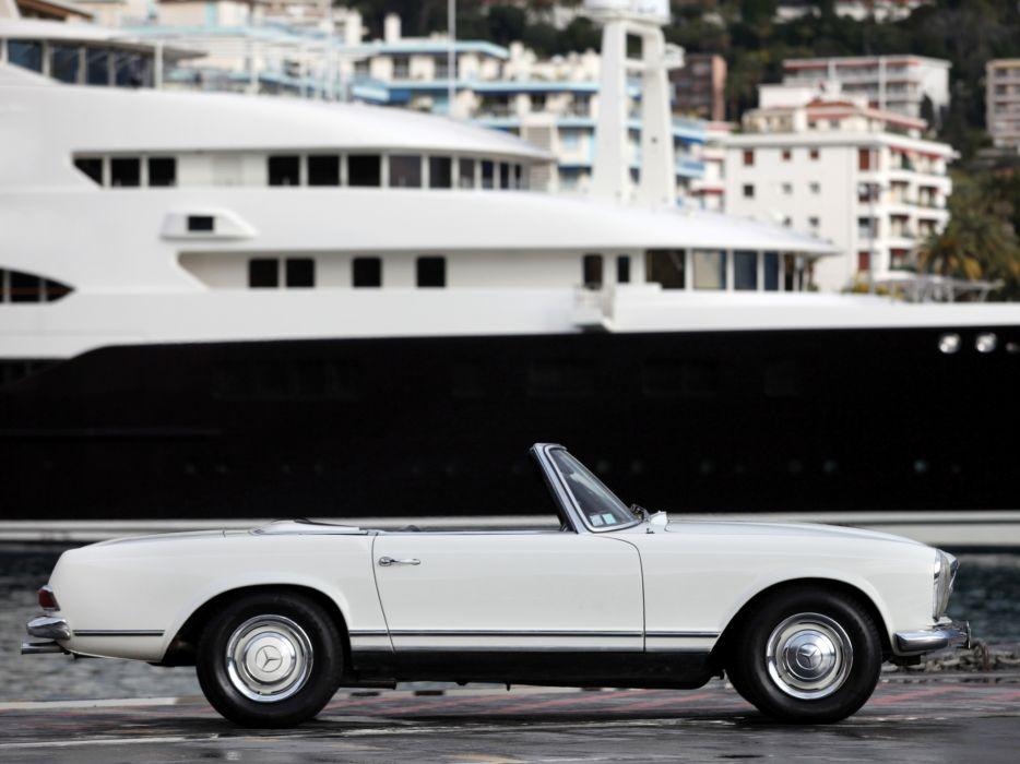 1965 Mercedes Benz 230 SL (W113) luxury classic s-l    j wallpaper
