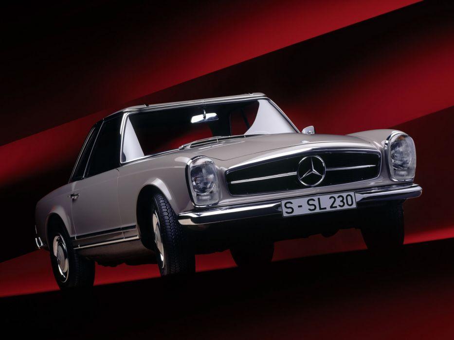 1965 Mercedes Benz 230 SL (W113) luxury classic s-l   b wallpaper