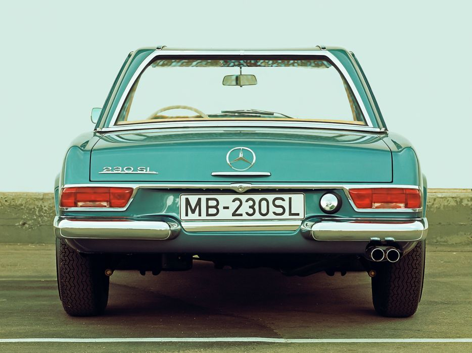 1965 Mercedes Benz 230 SL (W113) luxury classic s-l   hq wallpaper