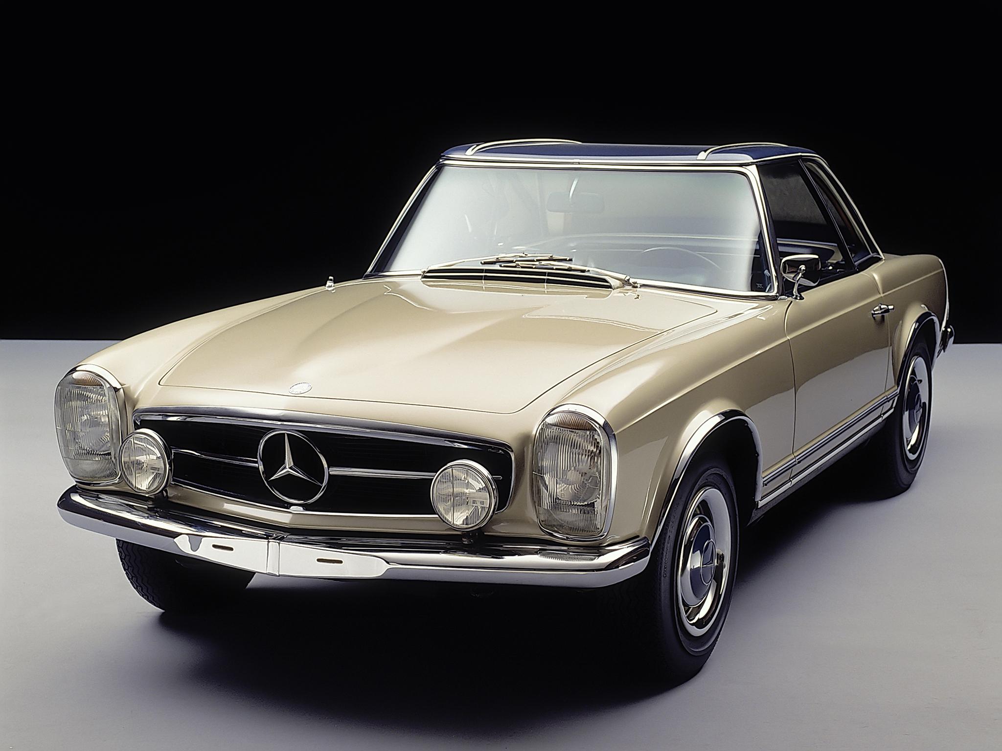 1965 mercedes benz 230 sl w113 luxury classic s l kf for Mercedes benz w113
