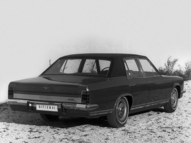 1969 Opel Diplomat V8 (B) luxury classic v-8 g wallpaper