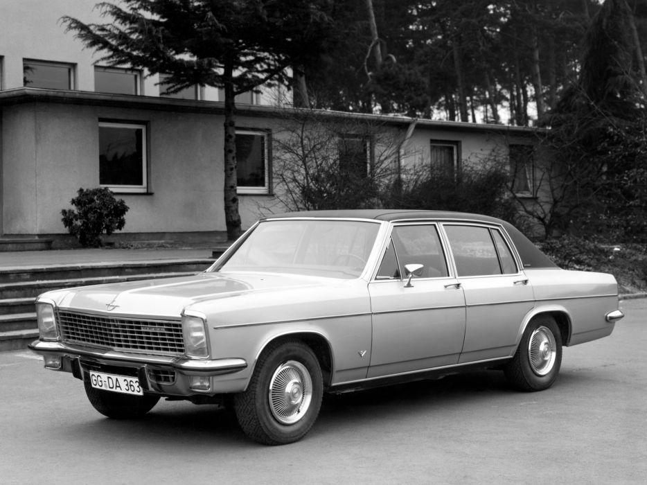 1969 Opel Diplomat V8 (B) luxury classic v-8   k wallpaper