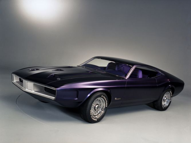 1970 FORD Mustang Milano Concept muscle hot rod rods supercar classic d wallpaper