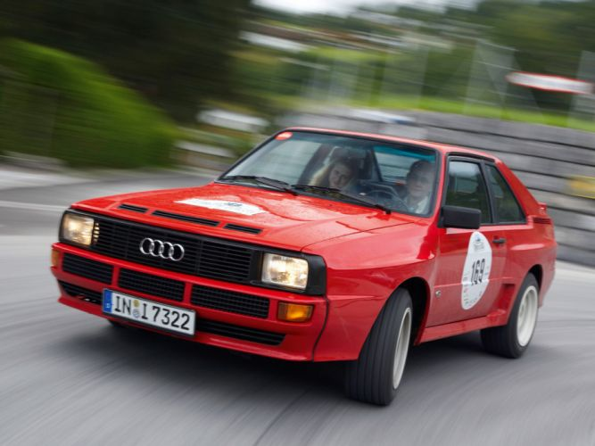 1984 Audi Sport quattro tuning race racing fs wallpaper