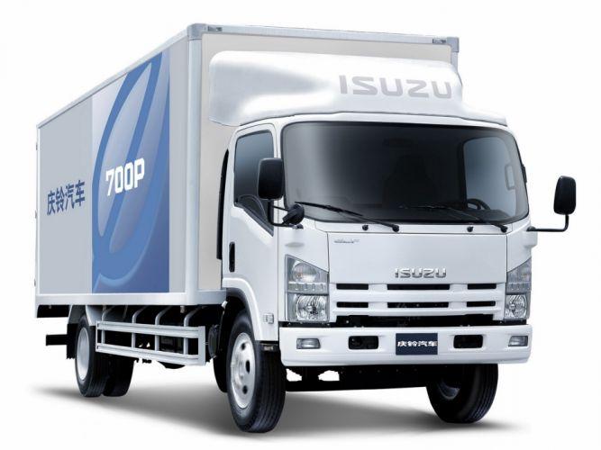 2012 Isuzu Elf 700P semi tractor f wallpaper