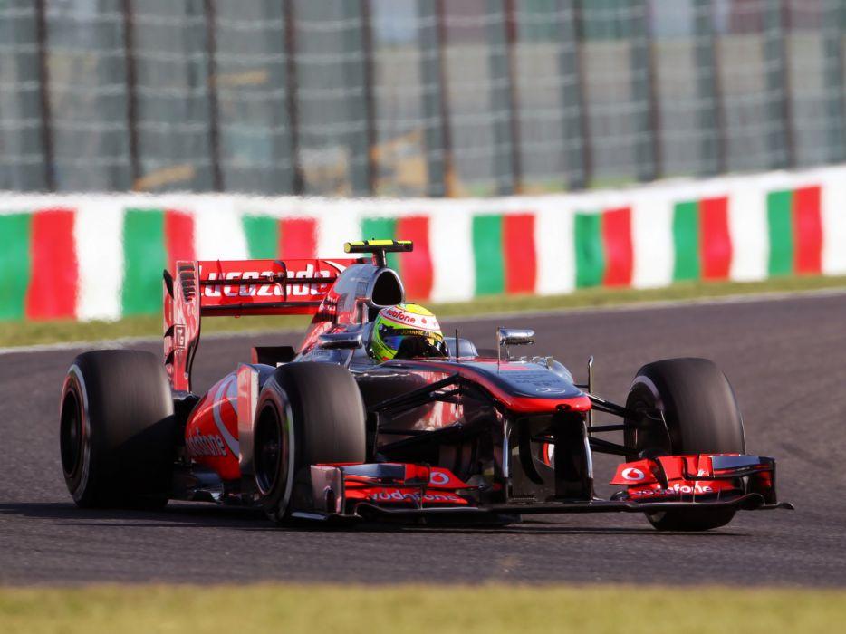 2013 McLaren MP4-28 formula one race racing f-1 mp4 wallpaper