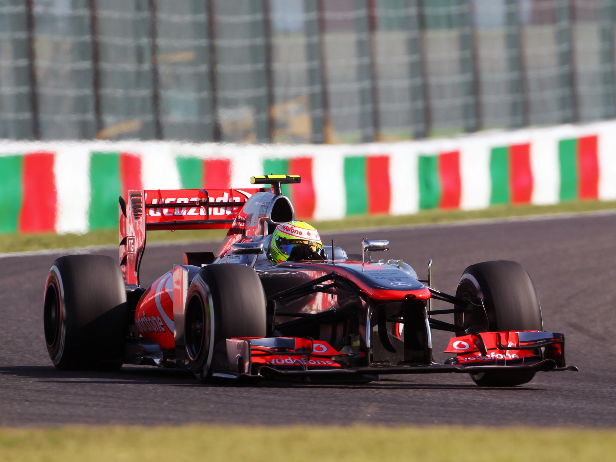 File:McLaren Mercedes MP4-28 - Sergio Perez (8492461197).jpg ...