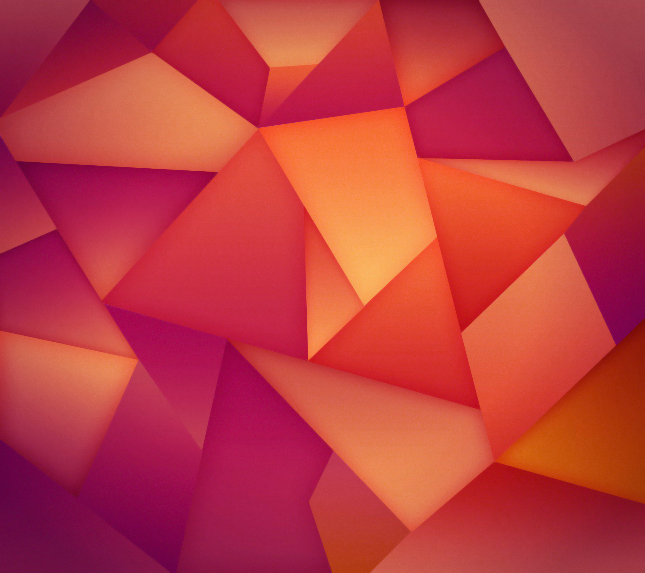 Abstract Triangles Wallpaper 2160x1920 162631 Wallpaperup