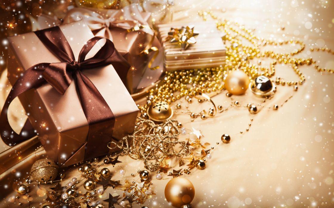 box bows ribbons gifts christmas new years wallpaper