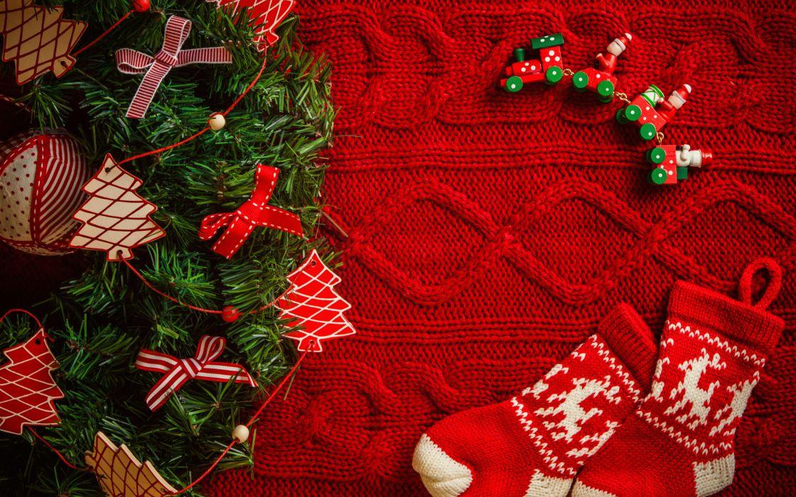 christmas tree winter holiday wallpaper
