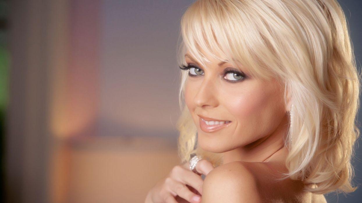 model blonde Jana Cova     d wallpaper