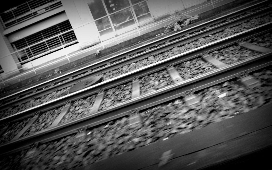railway - trains wallpaper