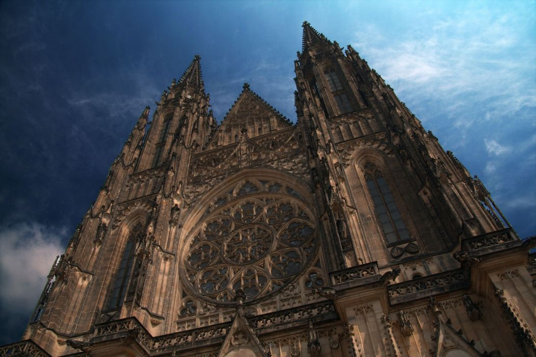 Church Mosque Czech Republic  St_ Vitus Cathedral wallpaper