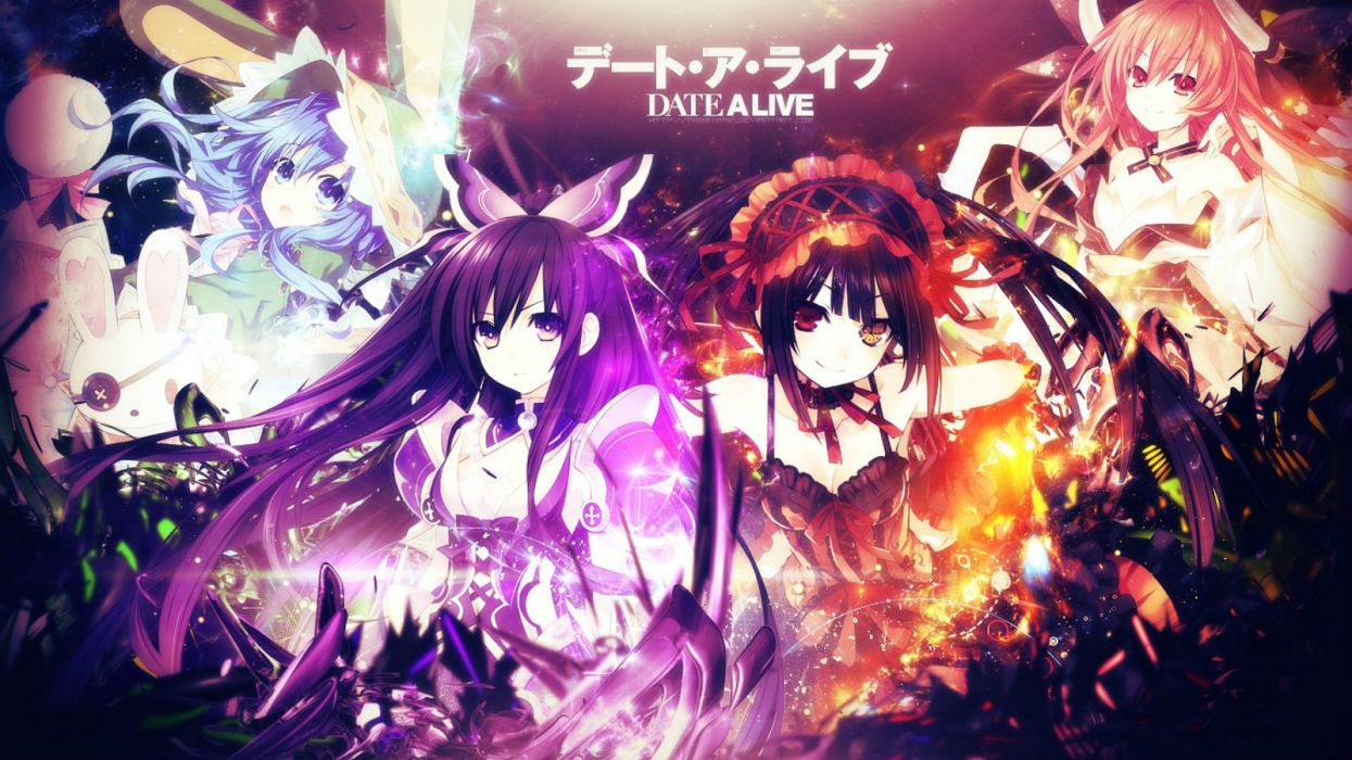 date a live  n wallpaper