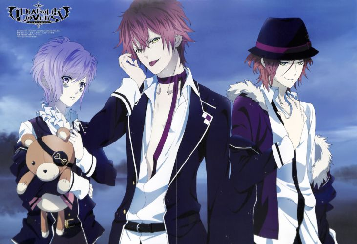 Diabolik Lovers Haunted dark bridal wallpaper