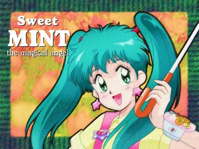 Mahou no Angel Sweet Mint t wallpaper