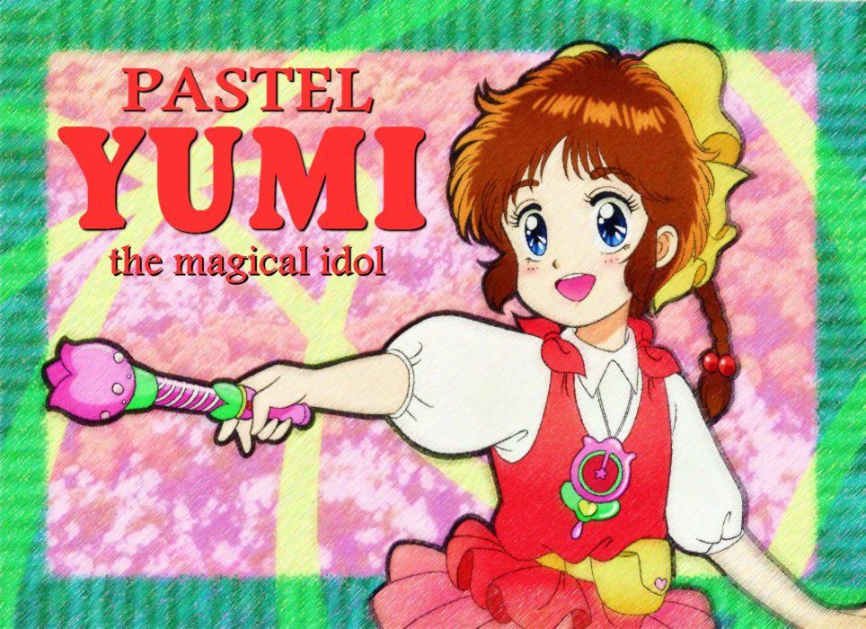 Mahou no Idol Pastel Yumi wallpaper