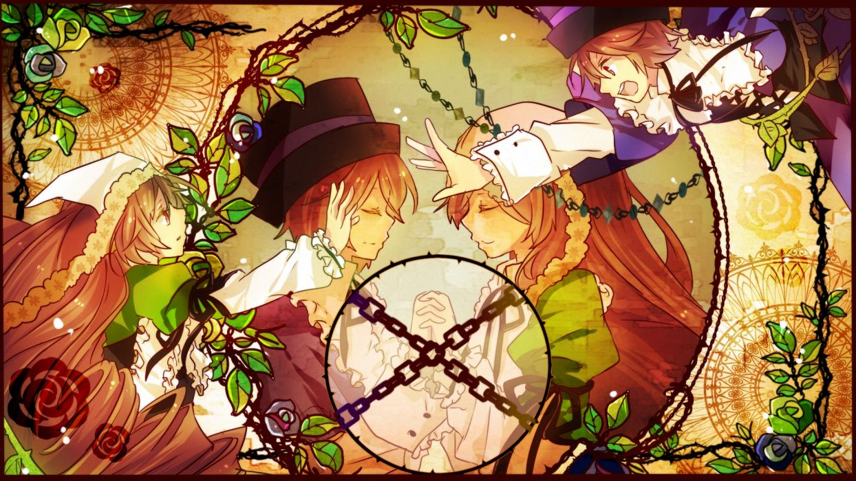 Rozen Maiden   s wallpaper