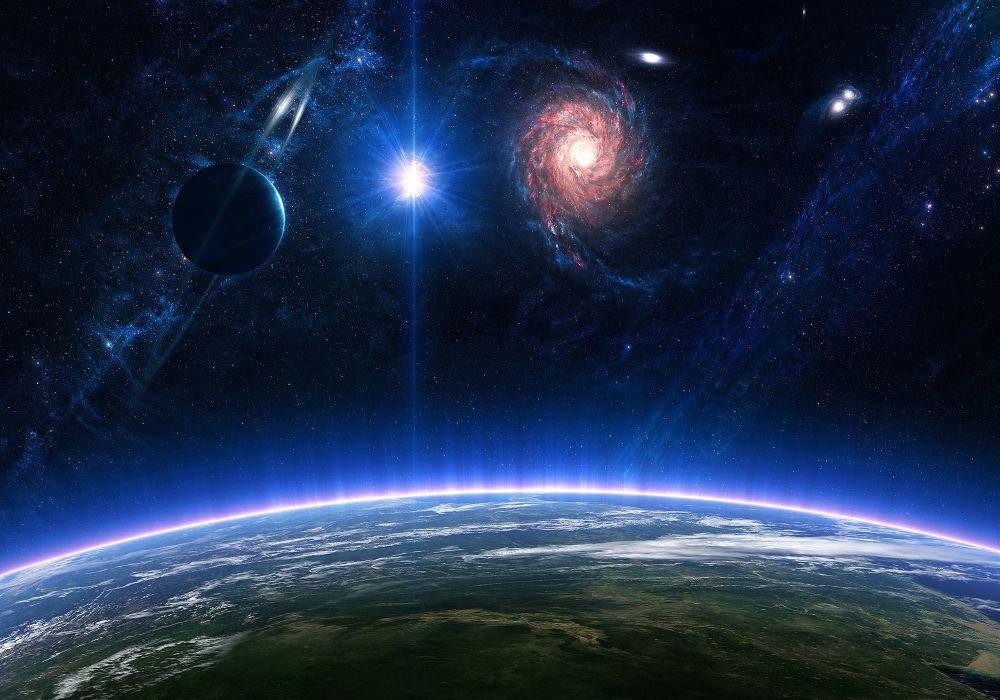 space 3d art stars planet sci-fi       g wallpaper