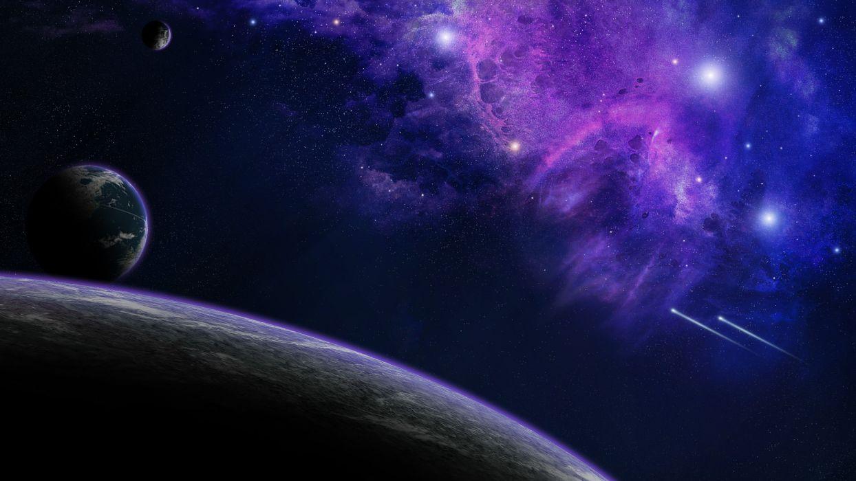 space 3d art stars planet sci-fi spaceship      g wallpaper