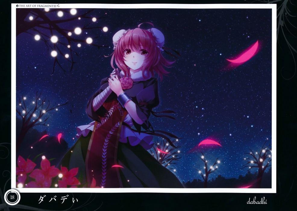 Touhou Ibaraki Kasen wallpaper