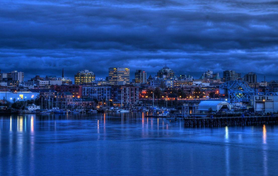 Victoria British Columbia wallpaper