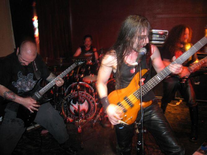 ABSU black metal heavy concert guitar r wallpaper
