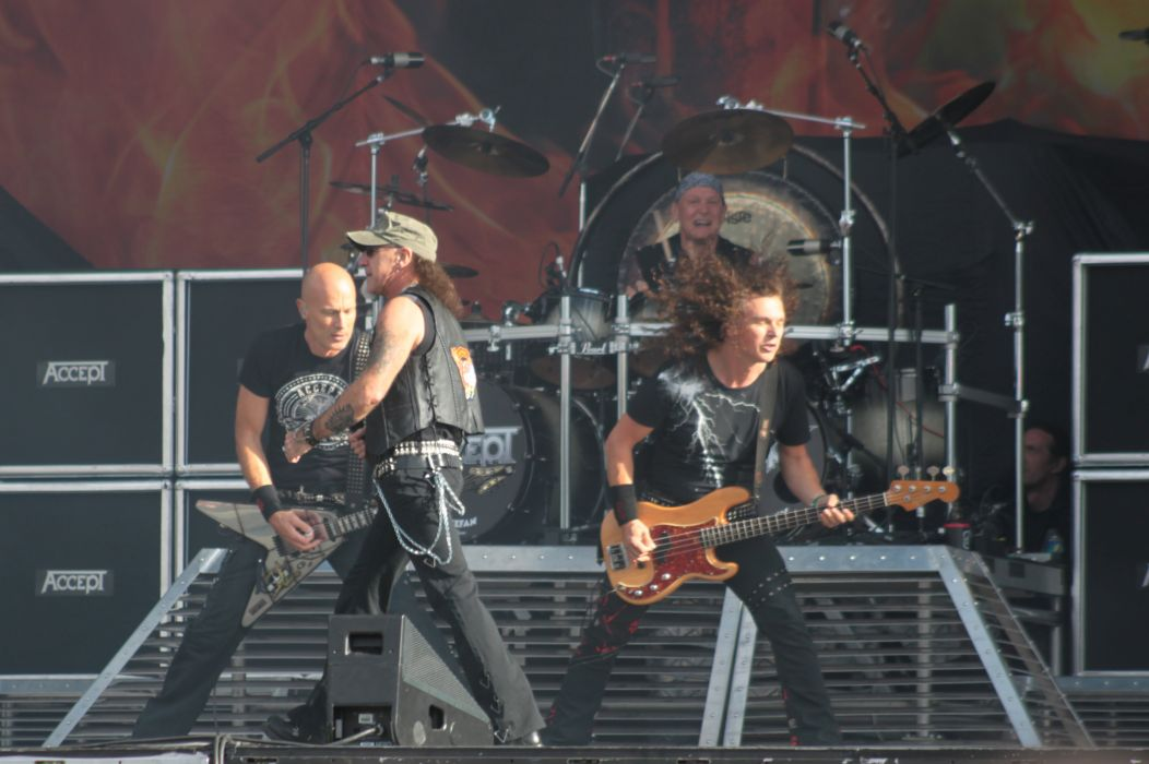 ACCEPT heavy metal concert guitar      rw_JPG wallpaper