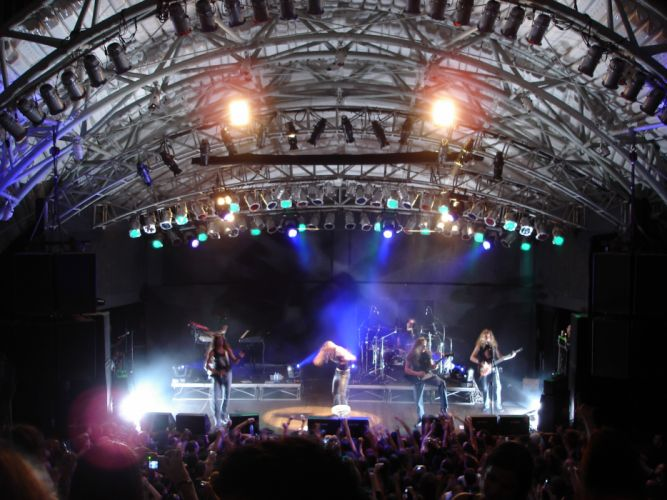 AFTER FOREVER gothic metal heavy concert f wallpaper