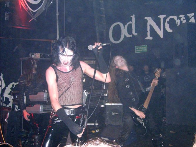 Anorexia Nervosa heavy metal concert h wallpaper