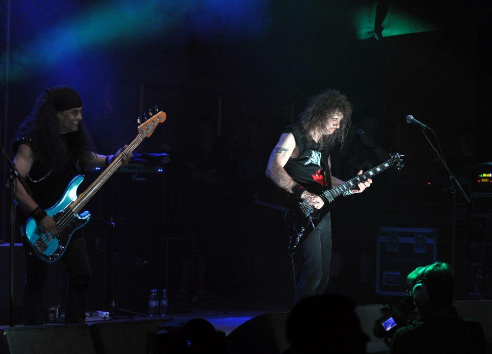 ANVIL thrash metal heavy concert guitar    m wallpaper