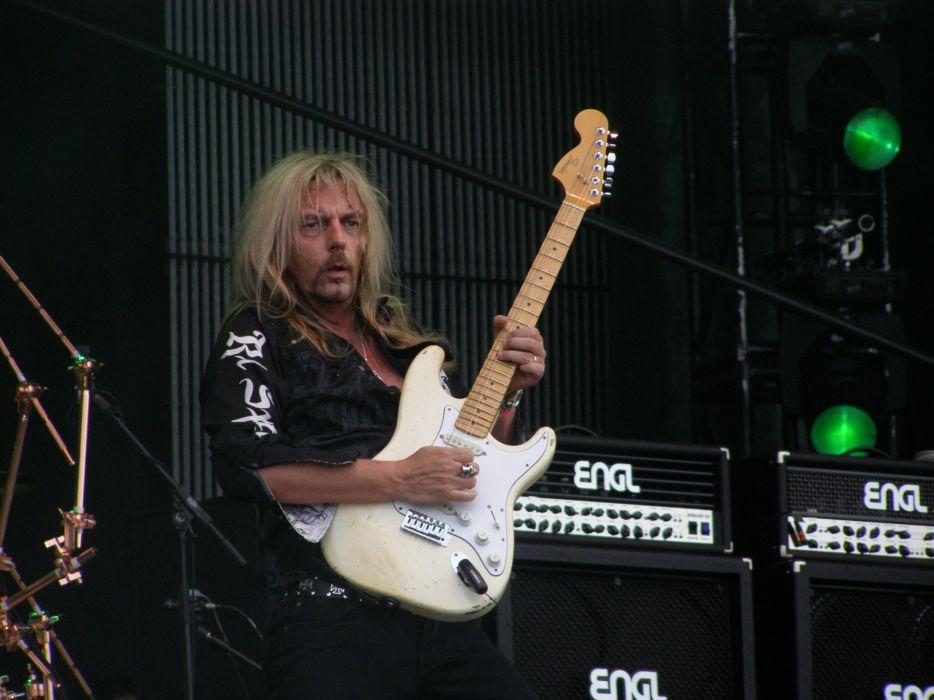 Axel Rudi Pell heavy metal concert guitar        d wallpaper