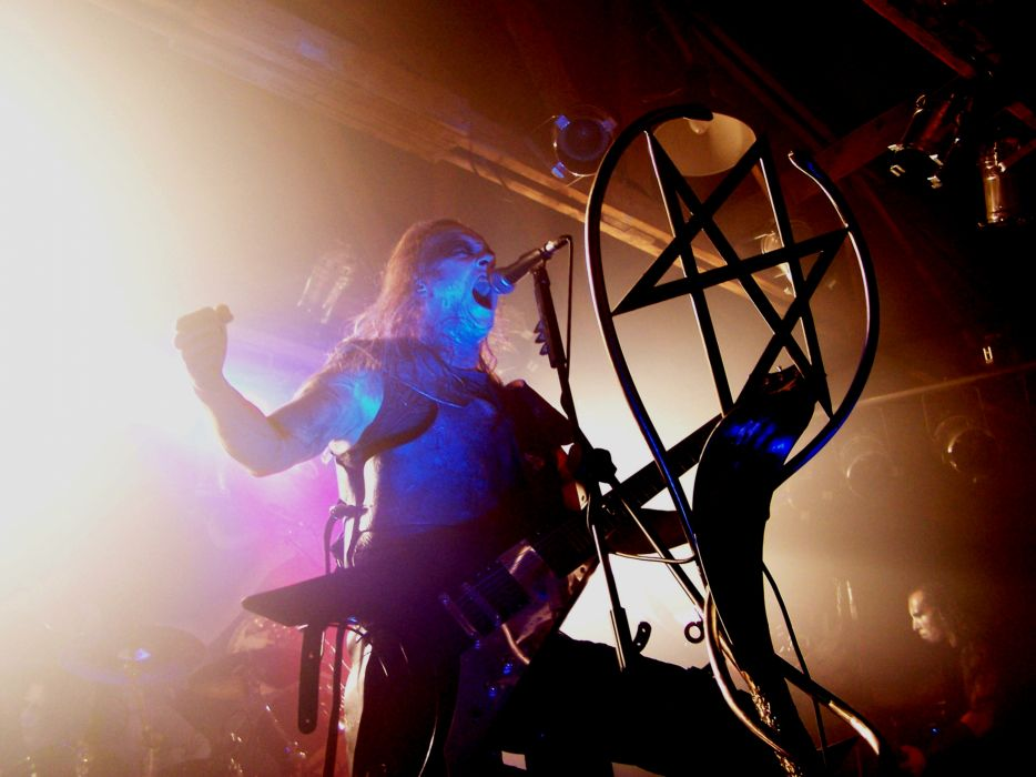 Behemoth black metal heavy concert    f wallpaper